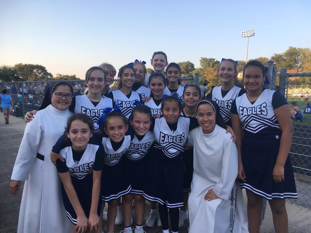 Sports | St  John the Apostle Catholic School - Pre-K thru 8th Grade